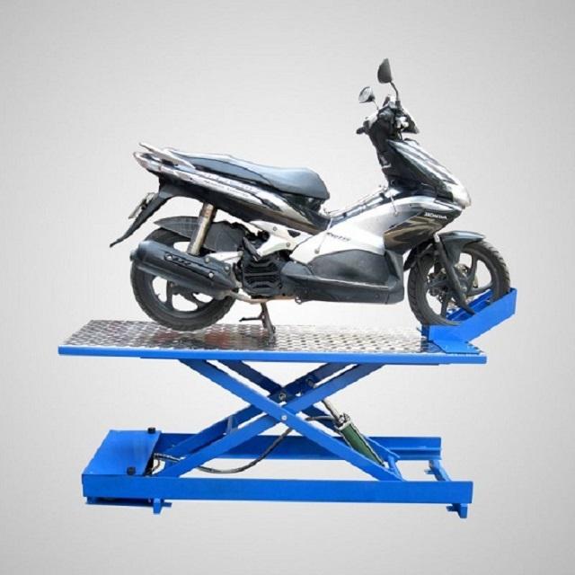 Mua bàn nâng xe máy ở đâu